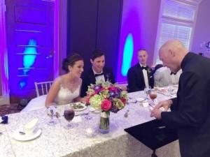 Presto Paul Wedding Magic Bride and Groom